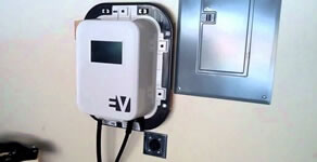 Electric Car Charger Installation